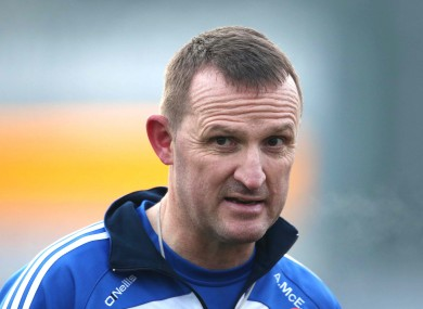 Meath boss Andy McEntee has moved for two players who have worn the Dublin shirt.