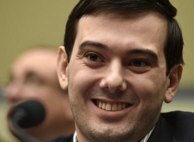 Former Pharma exec, Martin Shkreli
