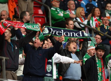 e165ea98a1 Ireland s ticket allocation for World Cup qualifier in Cardiff revealed