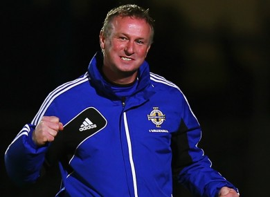 Michael O'Neill guided his Northern Ireland side to the second round of Euro 2016.