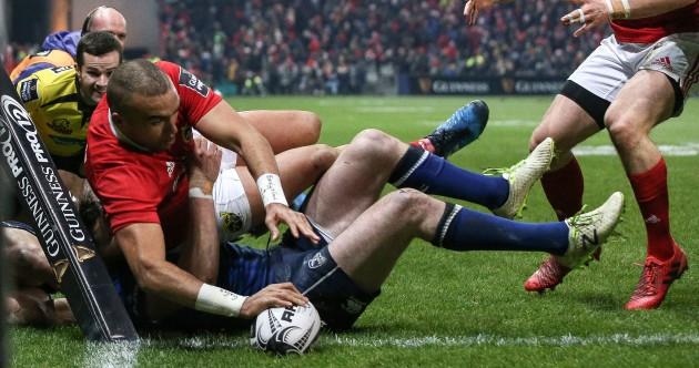 As it happened: Munster v Leinster, Guinness Pro12