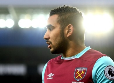 West Ham's Dimitri Payet is understood to be keen on joining Marseille.