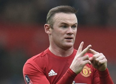 Wayne Rooney recently broke Bobby Charlton's Man United goalscoring record.