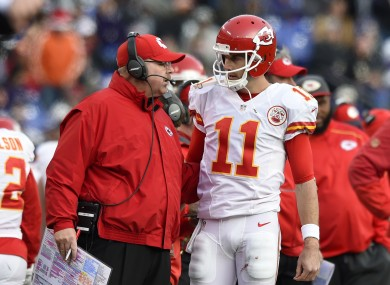 Could Andy Reid and Alex Smith really win a Super Bowl? Yes, yes they could.