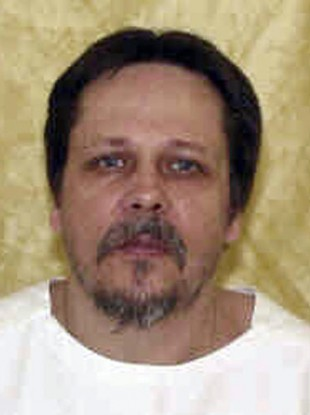 Dennis McGuire, executed in January 2014 for the 1989 rape and stabbing death of a pregnant woman