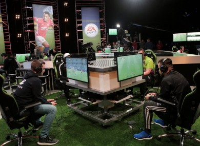 465ea3d91 BT Sport will air the final four matches of the Fifa Ultimate Team  Championship Series.