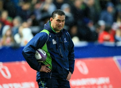 Pat Lam has criticised Steve Hansen for his controversial remarks.