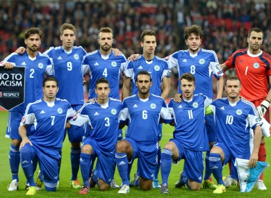Two of the worst teams in international football aiming to