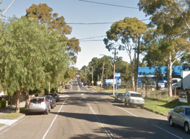 Watson Road in Padstow, New South Wales.