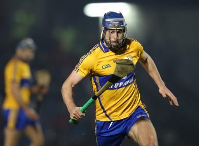 Clare hurler Conor Ryan