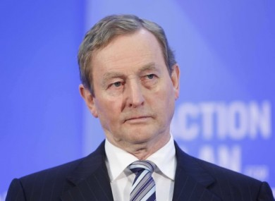 Kenny has said the Tuam discovery is