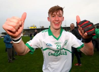 Kilkenny and O'Loughlin Gaels poacher Sean Bolger
