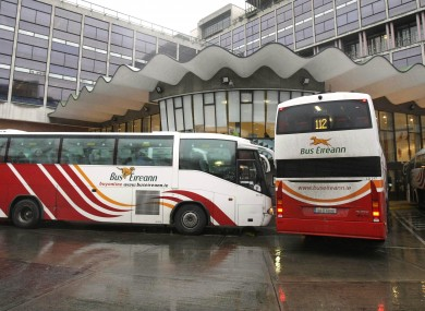 46cd6726f5 Talks aimed at ending two-week Bus Éireann strike to continue