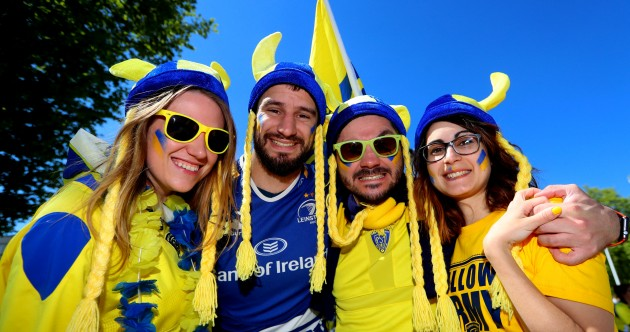 As it happened: Clermont Auvergne v Leinster, Champions Cup semi-final
