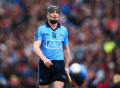 David 'Dotsy' O'Callaghan back in 2015.
