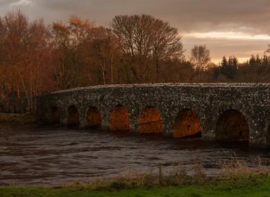 File photo of River Boyne