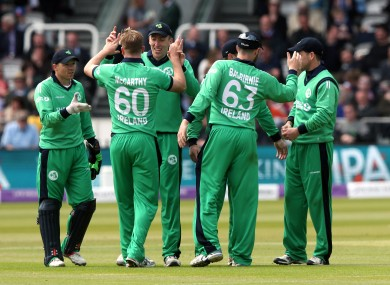 Ireland suffered two defeats to England last week.