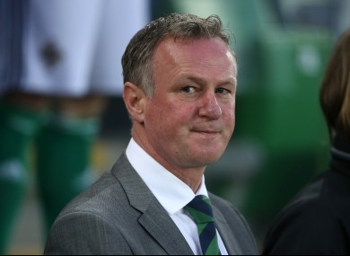 Michael O'Neill helped guide Northern Ireland to the second round of Euro 2016 last summer.