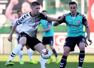 Jarvis and McEneff on target against Bohs as Derry end winless run