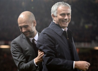Graeme Souness believes Jose Mourinho's appointment at Man United was a reaction to Pep Guardiola taking charge at rivals City.