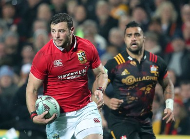 Henshaw will start his fourth game of the tour on Tuesday.