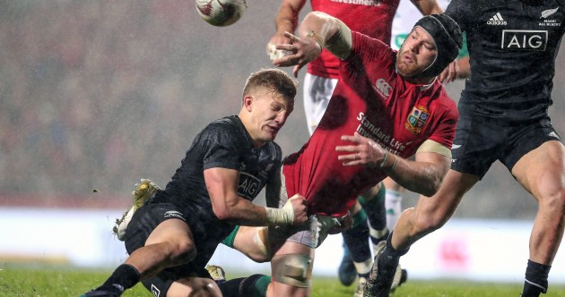 As it happened: Maori All Blacks v The Lions