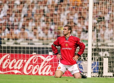 Eric Cantona is widely regarded as one of the most innovative footballers of the Premier League era.