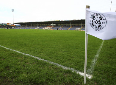 A general view of Semple Stadium (fle pic).