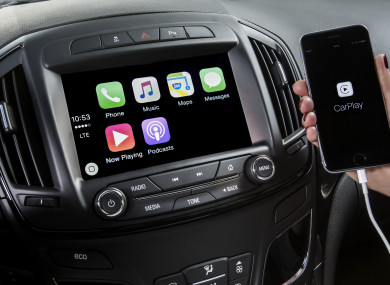 What Is Apple Carplay And What Exactly Does It Do Thejournal Ie