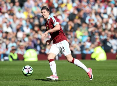 Stephen Ward made 45 appearances in all competitions last season.
