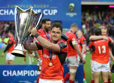 Wherever you watch it, Saracens will probably still win it.