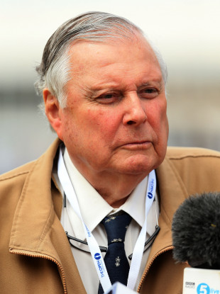 By jove: Peter Alliss may well be back on the airwaves.
