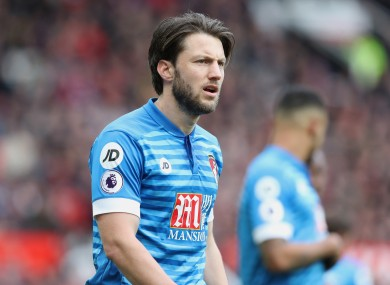 Arter has made 239 appearances for Bournemouth in total.