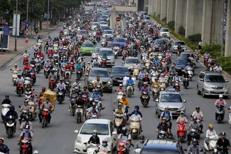 These iconic sights could be ending as Vietnam's capital vows to ban