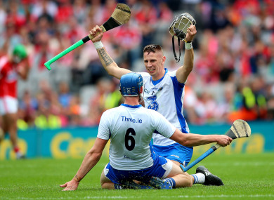 Will you win the chance to watch Austin Gleeson and Maurice Shanahan in Croke Park?