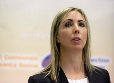 File photo of Data Protection Commissioner Helen Dixon.