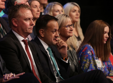 Trump's comments could be a cause for concern for Leo Varadkar's government.