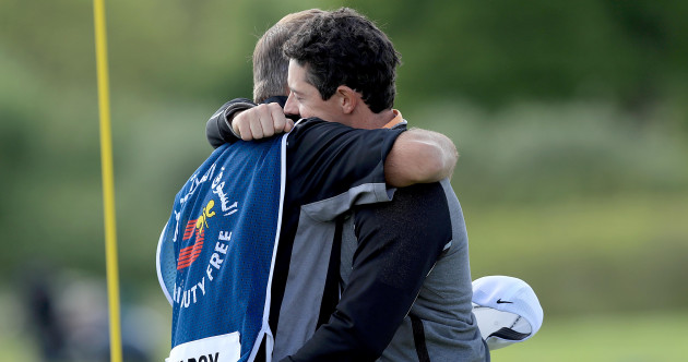 'To preserve a personal relationship, you sacrifice a professional one': McIlroy confirms JP split