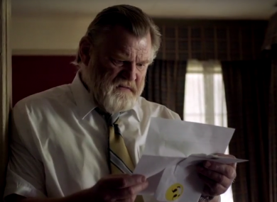 Brendan Gleeson's 'serial killer thriller' Mr Mercedes will be shown in coming months.