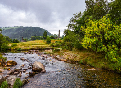 Glendalough, Co Wicklow.