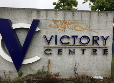 The Victory Centre in Firhouse which was bought by the Church of Scientology.