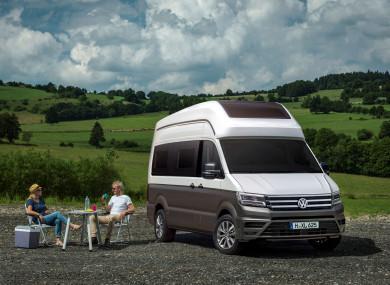 Volkswagen S New Xxl Camper Concept Is The Stuff Of