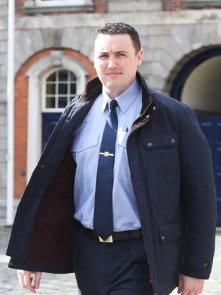 Garda Keith Harrison.