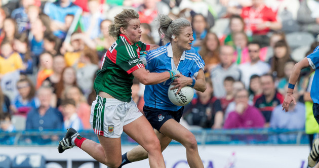 As It Happened: Dublin v Mayo, All-Ireland senior ladies football final