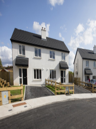 File Photo: Houses in Carlow