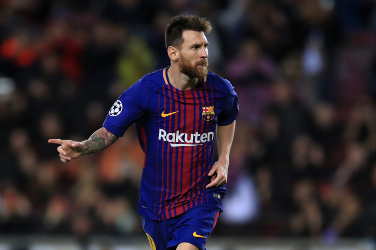 The Eight Records Lionel Messi Now Holds After His 100th European
