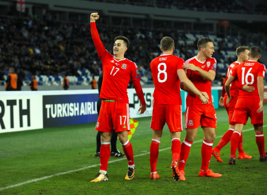 No Favours From Georgia As Narrow Wales Win Increases Pressure On The Republic Of Ireland
