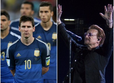 U2 delay concert in Argentina to allow fans watch crucial