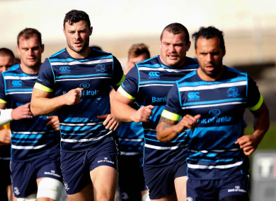 123cb7f902c1b Leinster ready to scrap for every point in toughest Champions Cup pool