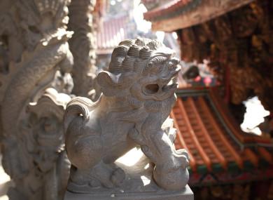 File photo of a Taoist temple